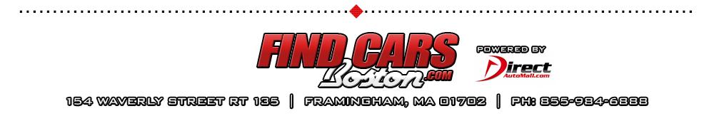 Find Cars Boston - Framingham, MA