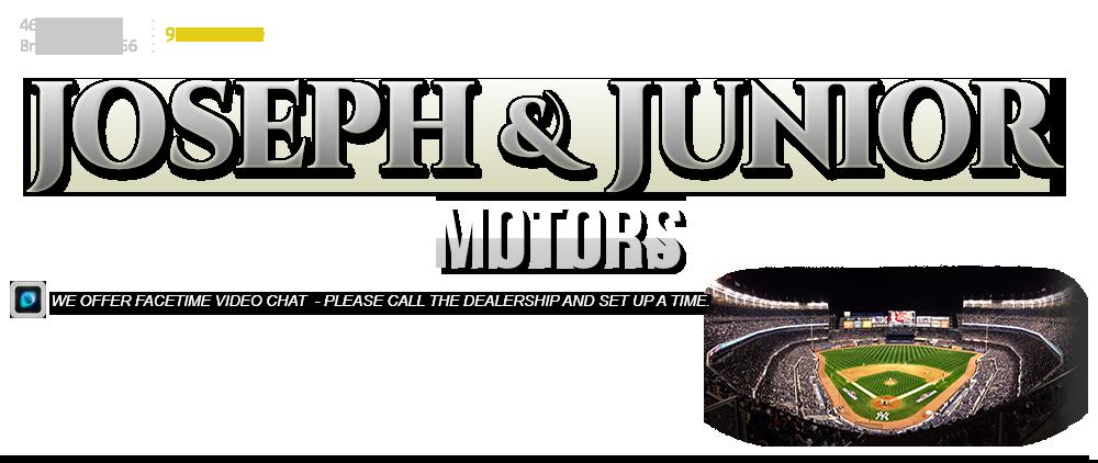 Joseph and Junior Motors - Bronx, NY