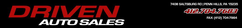 Driven Auto Sales - Penn Hills, PA