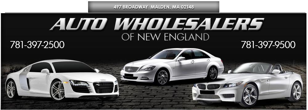 Auto Wholesalers of New England - Malden, MA