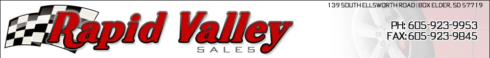 Rapid Valley Sales - Box Elder, SD