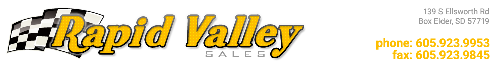 Rapid Valley Sales - Box Elder, SD