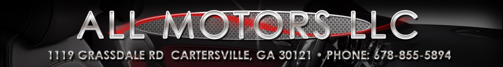 ALL MOTORS LLC - Marietta, GA