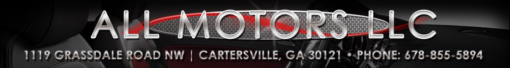 ALL MOTORS LLC - Cartersville, GA