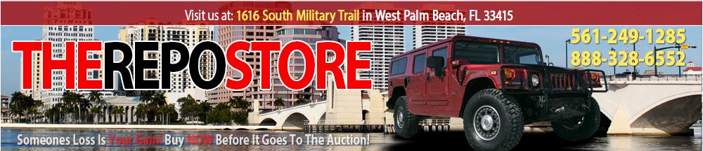 The Repo Store - West Palm Beach, FL