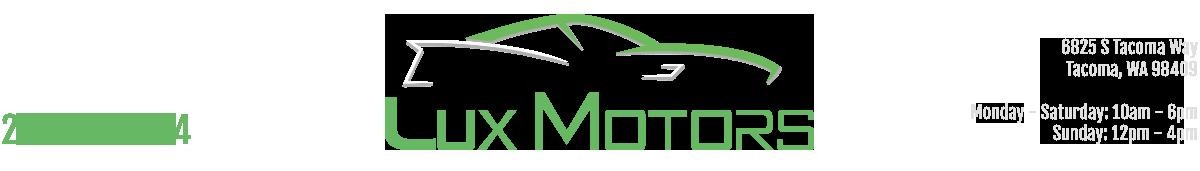 Lux Motors - Tacoma, WA