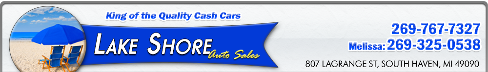 Lake Shore Auto Sales - South Haven, MI