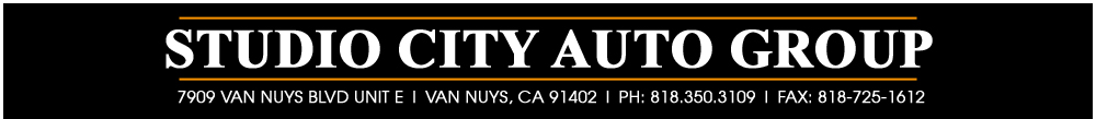 Studio City Auto Group - Van Nuys, CA