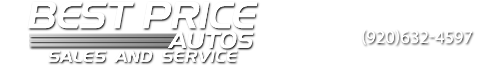 Best Price Autos - Depere, WI