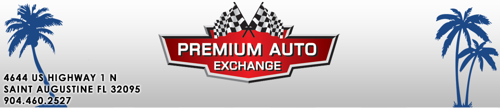 PREMIUM AUTO EXCHANGE - Saint Augustine, FL