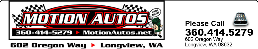 Motion Autos - Longview, WA