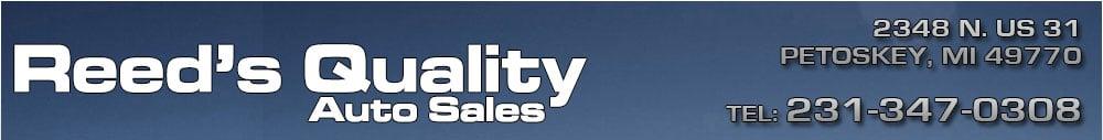 Reeds Quality Auto Sales - Petoskey, MI