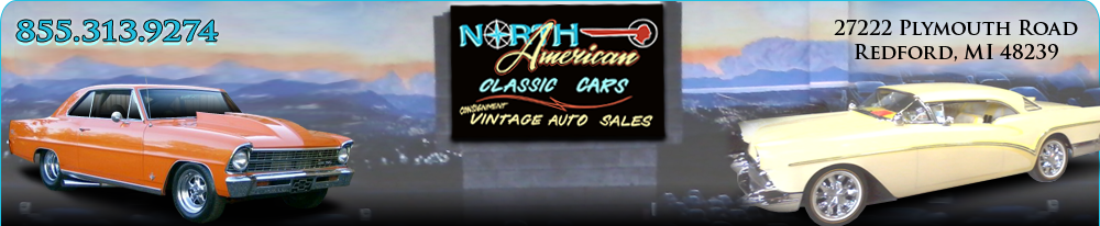 North American Classic Cars LLC. - Redford, MI