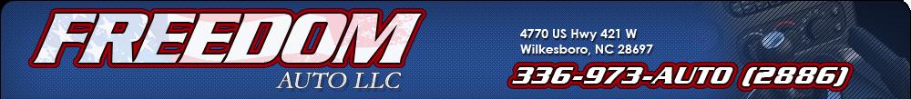 FREEDOM AUTO LLC - Wilkesboro, NC