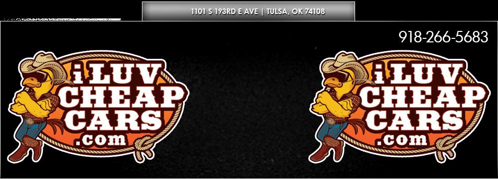 ILUVCHEAPCARS.COM LLC - Tulsa, OK