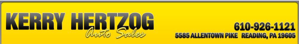 Kerry Hertzog Auto Sales - Reading, PA