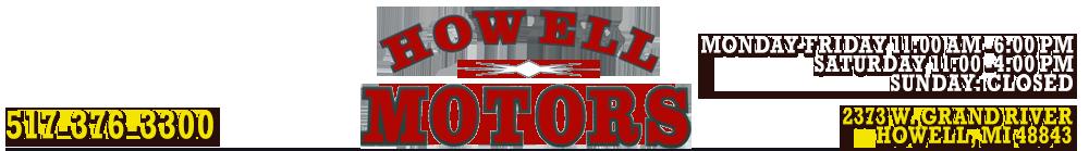Howell Motors - Howell, MI