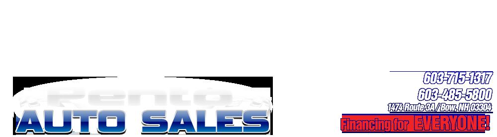 Pento Auto Sales - Bow, NH