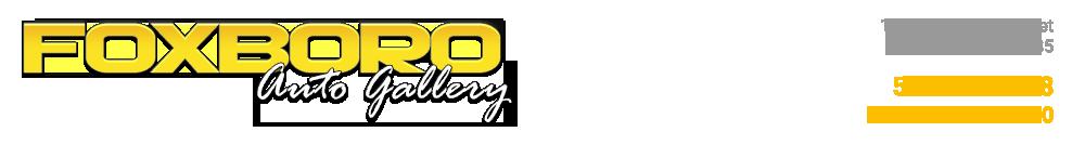 Foxboro Auto Gallery - Foxboro, MA