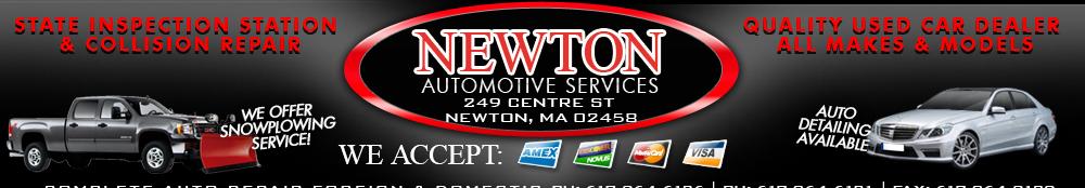 Newton Automotive and Sales - Newton, MA
