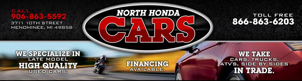 North Honda Cars - Menominee, MI