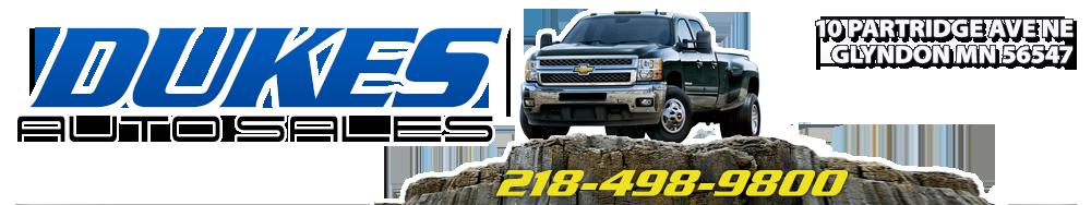 Dukes Auto Sales - Glyndon, MN