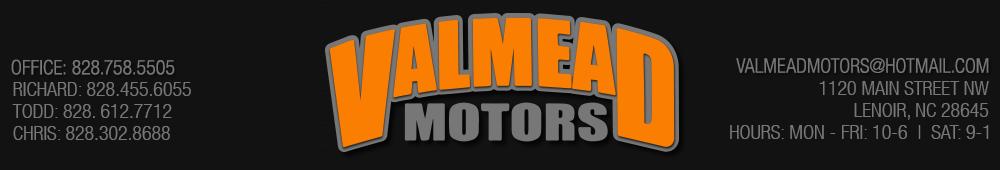 Valmead Motors Inc. - Lenoir, NC