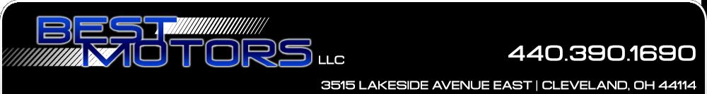 Best Motors LLC - Cleveland, OH