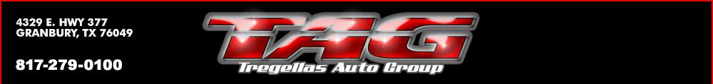Tregellas Auto Group (3) - Granbury, TX