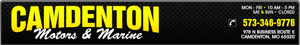 Camdenton Motors & Marine - Camdenton, MO