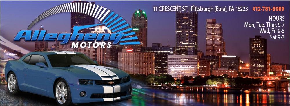 Allegheny Motors - Pittsburgh, PA