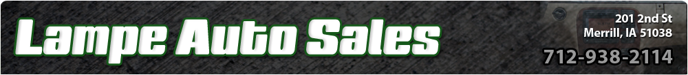 Lampe Auto Sales - Merrill, IA