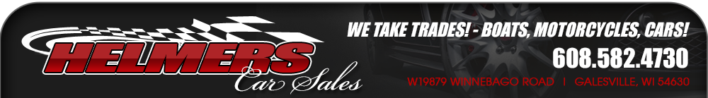 Helmers Car Sales - Galesville, WI