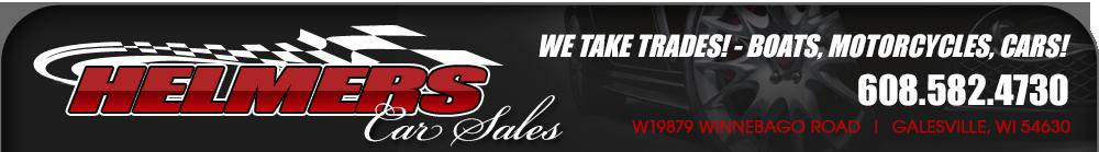 Helmers Car Sales - La Crosse, WI