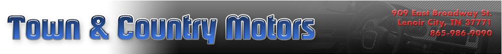 Town & Country Motors - Lenoir City, TN
