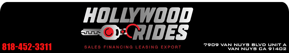 Hollywood Rides Inc. - Van Nuys, CA
