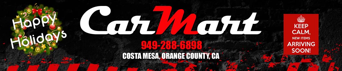 CARMART LLC - ORANGE COUNTY, COSTA MESA, CA