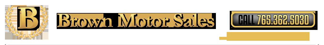 Brown Motor Sales - Crawfordsville, IN