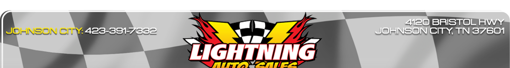 Lightning Auto Sales - Johnson City, TN