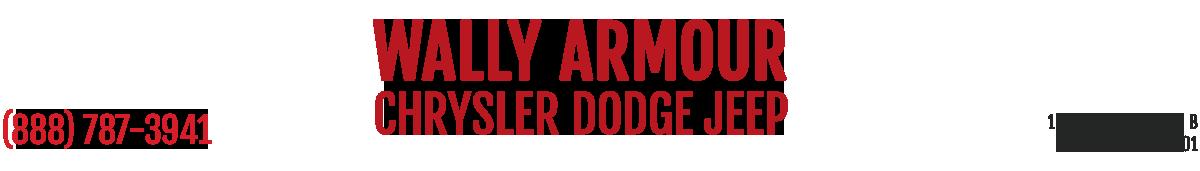 Wally Armour Chrysler Dodge Jeep - Alliance, OH