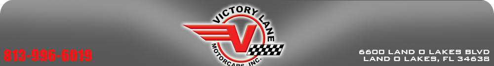 Victory Lane Motorcars Inc. - Land O Lakes, FL