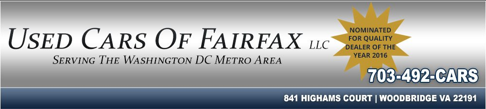Used Cars of Fairfax LLC - Woodbridge, VA