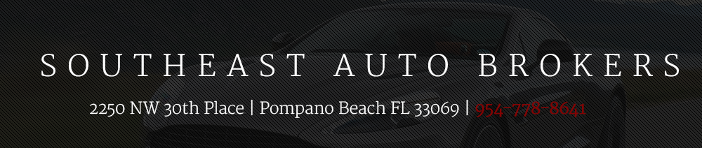 Southeast Auto Brokers - Pompano Beach, FL