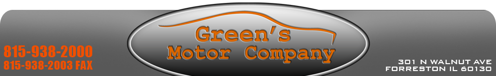 Greens Motor Company - Forreston, IL