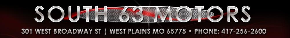 SOUTH 63 MOTORS - West Plains, MO
