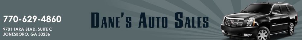 Dane's Auto Sales - Jonesboro, GA