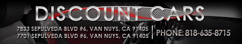 DISCOUNT CARS - Van Nuys, CA