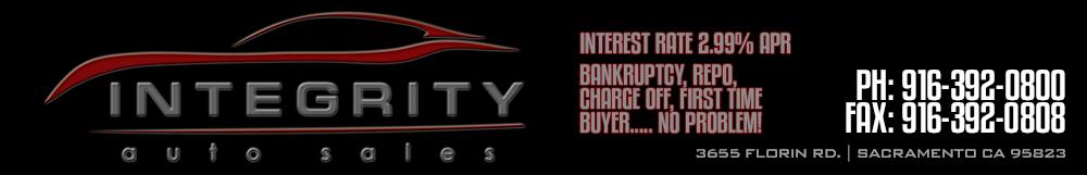 Integrity Auto Sales - Sacramento, CA
