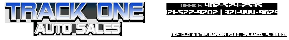 Track One Auto Sales - Orlando, FL