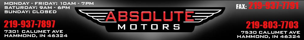 Absolute Motors - Hammond, IN